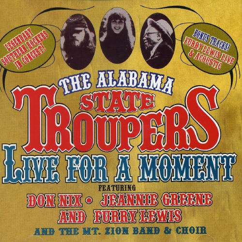 Live For A Moment - Alabama State Troupers - Musik - AIM - 0752211108623 - February 24, 2020