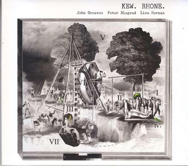 Kew.Rhone - John Greaves - Musik - RER - 0752725034623 - April 8, 2015