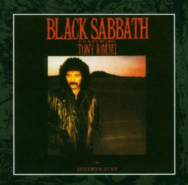 Seventh Star - Black Sabbath - Musik - BMG Rights Management LLC - 5050749207623 - 30/3-2009