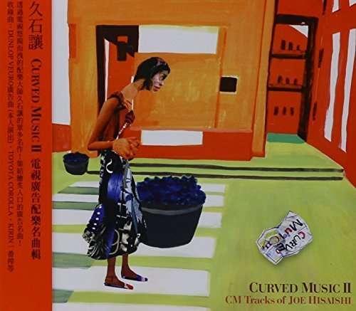Curved Music II - Joe Hisaishi - Musik - Imt - 0044007979624 - 30/10-2015