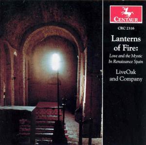 Lanterns of Fire / Various - Lanterns of Fire / Various - Musik - CENTAUR - 0044747231624 - 12/8-2000