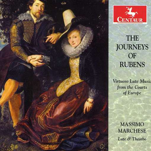Journeys of Rubens - Massimo Marchese - Musik - CENTAUR - 0044747314624 - 20/6-2012