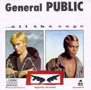 It's All the Rage - General Public - Musik - IRS - 0044797504624 - 13/7-1988