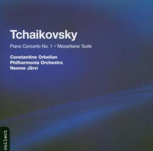 Piano Concerto 1/mozartia - P.i. Tchaikovsky - Musik - CHANDOS - 0095115669624 - 30/6-1990