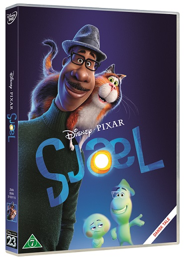 Sjæl (Soul) -  - Film - Disney Pixar - 8717418585624 - 12/4-2021