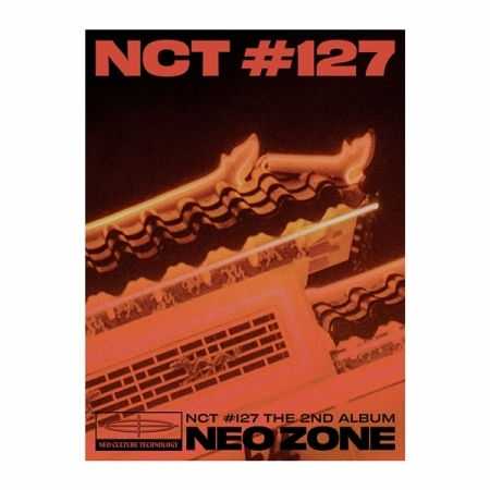 Nct #127 2nd Album Neo Zone - NCT 127 - Musik - SM ENTERTAINMENT - 8809440339624 - February 27, 2021