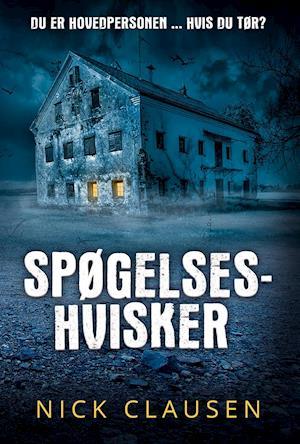 Spøgelseshvisker - Nick Clausen - Bøger - Facet - 9788793456624 - 10/1-2020