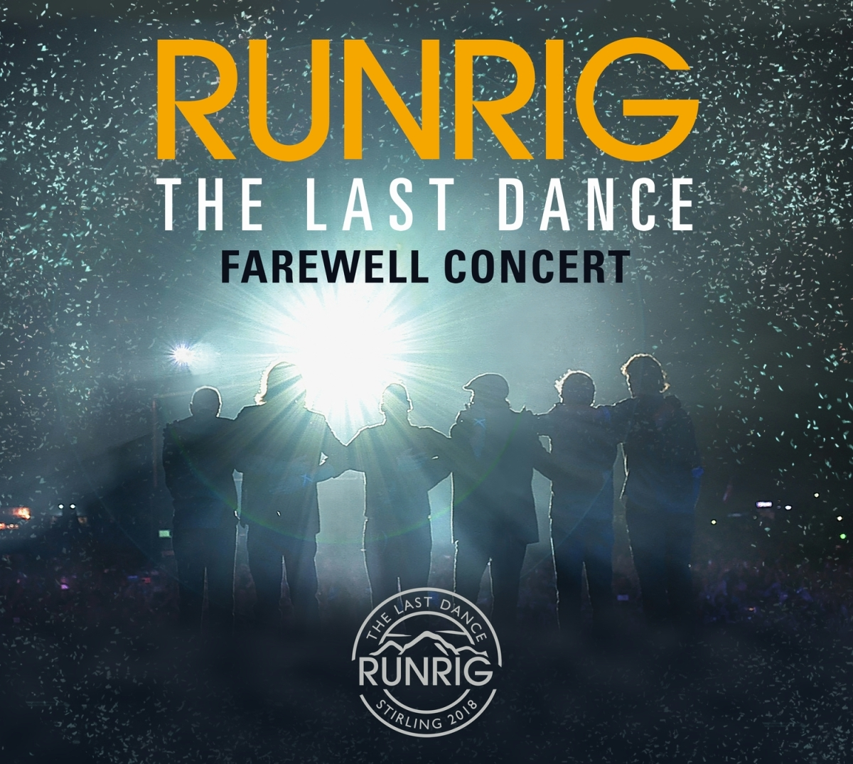 The Last Dance - Farewell Concert - Runrig - Musik - RCA - 0190759691625 - August 16, 2019