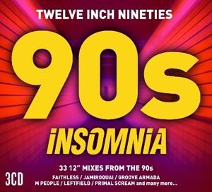 Insomnia - V/A - Musik - CRIMSON - 0654378622625 - August 17, 2017