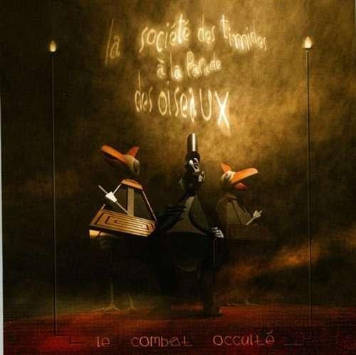 Le Combat Occulte - La Stpo - Musik -  - 0753907145625 - 2013