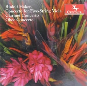 Concertos - Ambrose King - Musik - CENTAUR - 0044747282626 - 21/3-2012