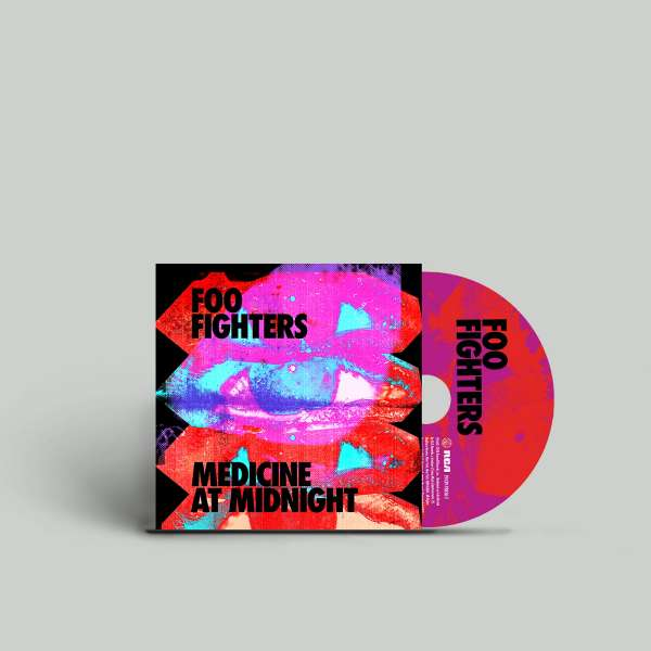 Medicine at Midnight - Foo Fighters - Musik - RCA - 0194397883626 - February 5, 2021
