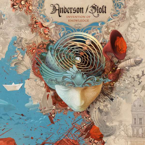 Invention of Knowledge - Anderson / Stolt - Musik - Sony Owned - 0889853265626 - 24/6-2016