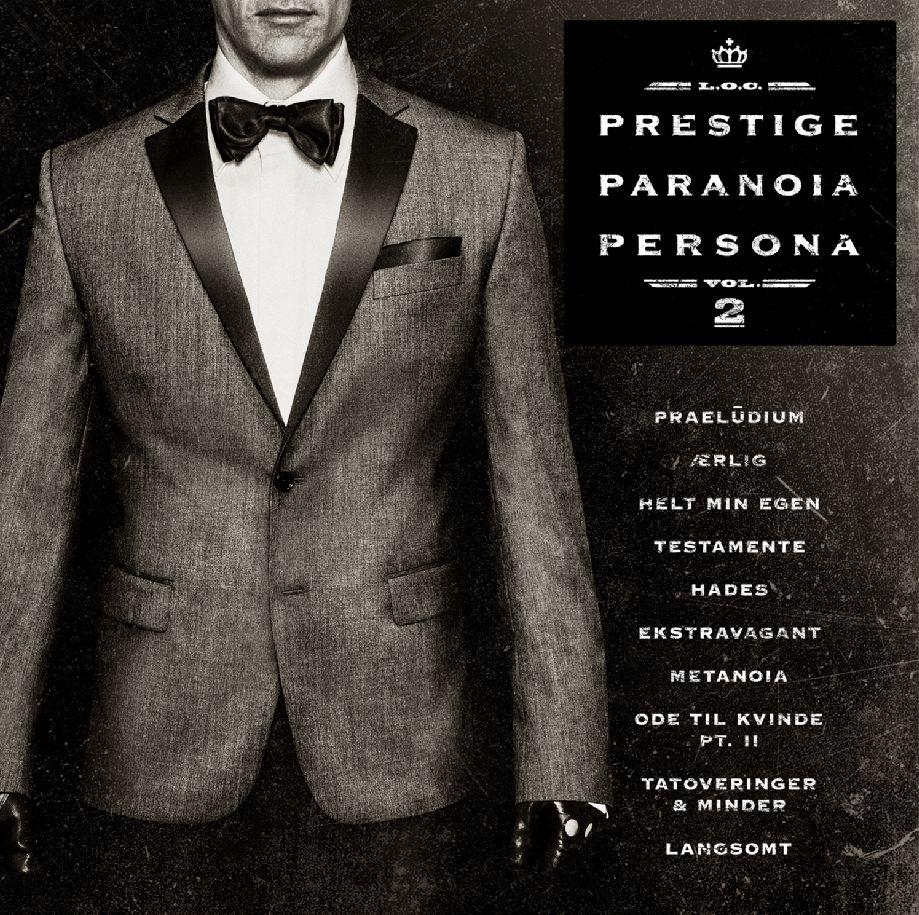 Prestige Paranoia Persona 1 + 2 - L.O.C. - Musik - VME - 5709498211626 - 1/10-2012