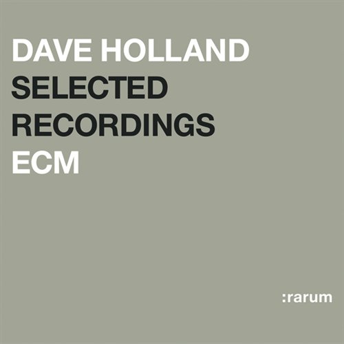 Holland Dave-Selected Recordings - Holland Dave-Selected Recordings - Musik - Ecm Records - 0044001420627 - January 26, 2004