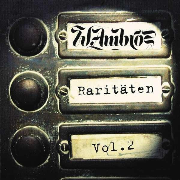 Rarit?ten Vol. 2 - Wolfgang Ambros - Musik - UNIVERSAL - 0044001657627 - 12/11-2001