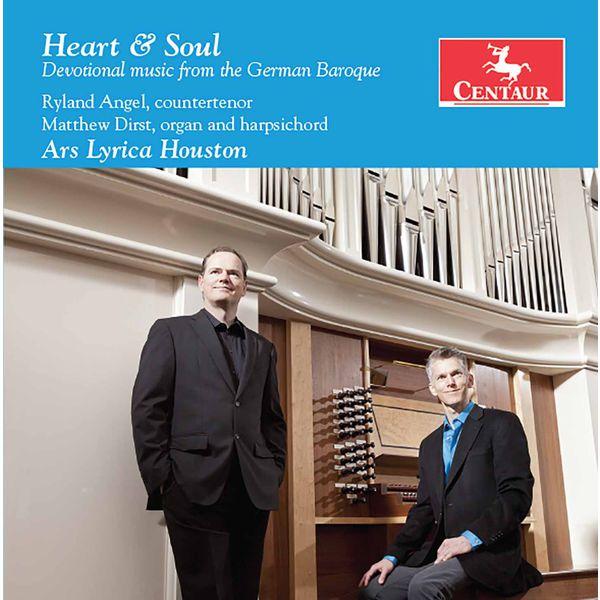 Heart & Soul - Ars Lyrica Houston - Musik - CENTAUR - 0044747342627 - July 8, 2015