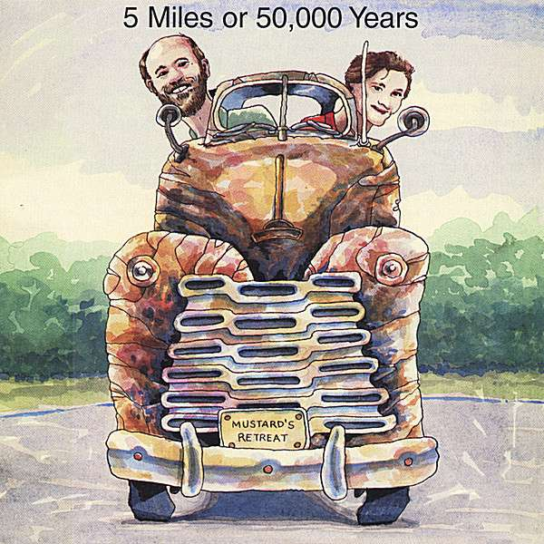 5 Miles or 50,000 Years - Mustard's Retreat - Musik - Palmetto Records - 0753957203627 - December 22, 2004