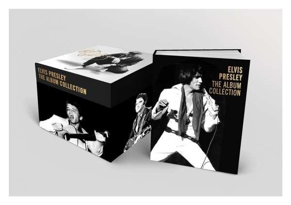 Rca Albums Collection - Elvis Presley - Musik - RCA - 0888751145627 - March 18, 2016