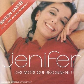 Des Mots Qui Resonnent (Ed. Limitee) - Jenifer - Musik - UNIVERSAL - 0044006387628 -