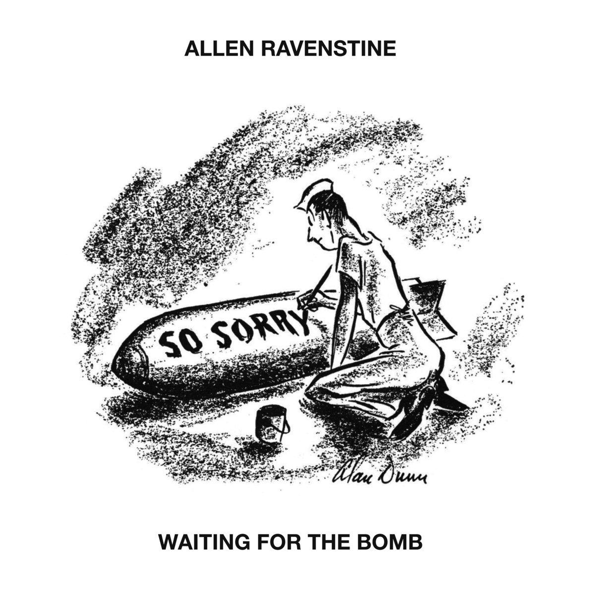 Waiting For The Bomb - Allen Ravenstine - Musik - RER - 0752725039628 - August 10, 2018