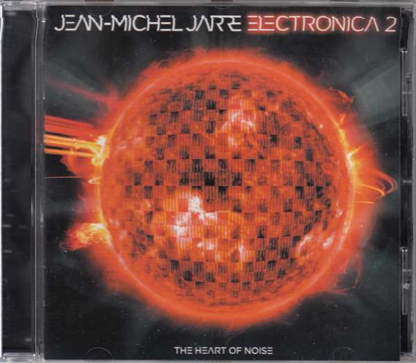 Electronica 2: the Heart of Noise - Jean-michel Jarre - Musik - COLUMBIA - 0888751966628 - 6/5-2016