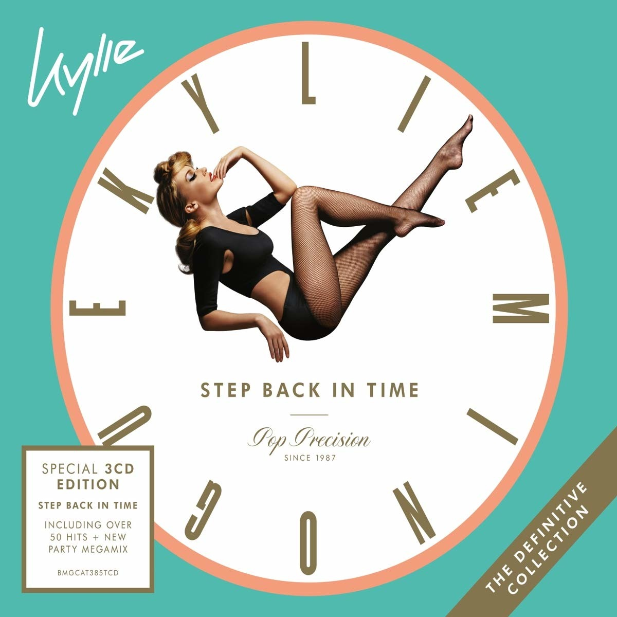 Step Back In Time: The Definit - Kylie Minogue - Musik - BMG Rights Management LLC - 4050538540628 - 22/11-2019