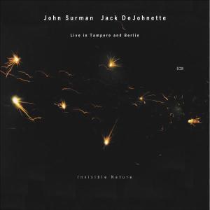Invisible Nature - Surman, John & Jack Dejoh - Musik - ECM - 0044001637629 - August 22, 2007