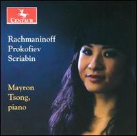 Etudes Tableaux / Sonata No. 2 / Reminiscences - Rachmaninoff / Prokofiev / Scriabin / Tsong - Musik - Centaur - 0044747294629 - October 28, 2008