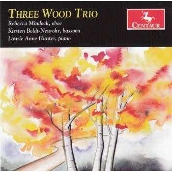 Lalliet / Dring / Carr / Hope - Three Wood Trio - Musik - CENTAUR - 0044747322629 - 30/4-2013