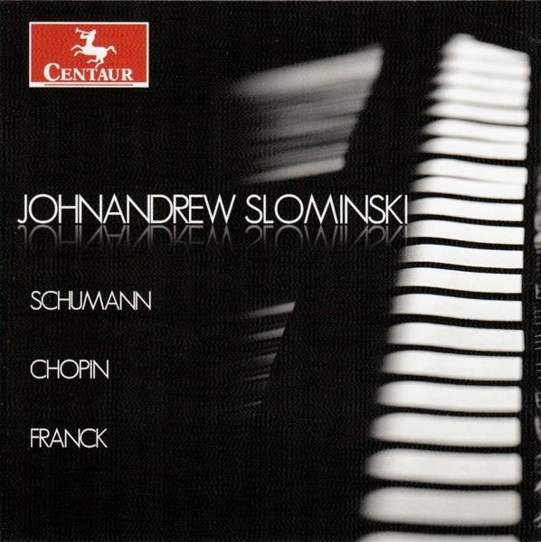 Johandrew Slominski - Johandrew Slominski - Musik - CENTAUR - 0044747351629 - 7/9-2017
