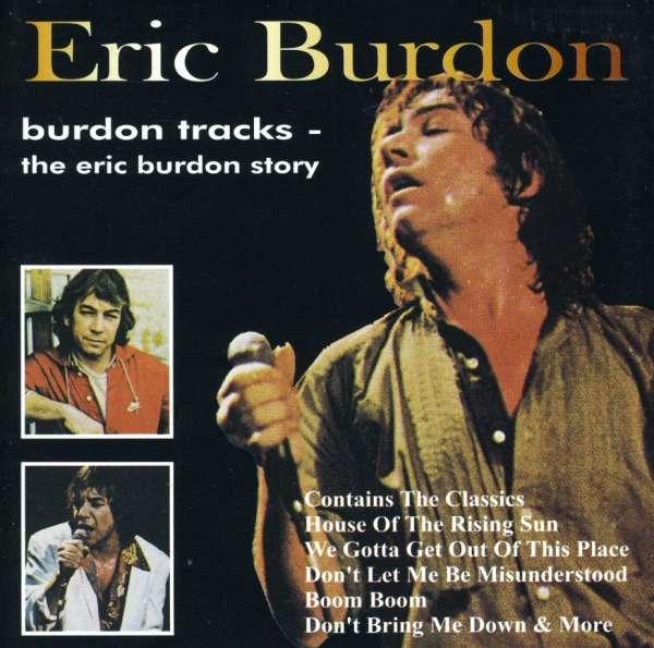 Burdon Tracks - Eric Burdon - Musik - AIM - 0752211106629 - February 24, 2020