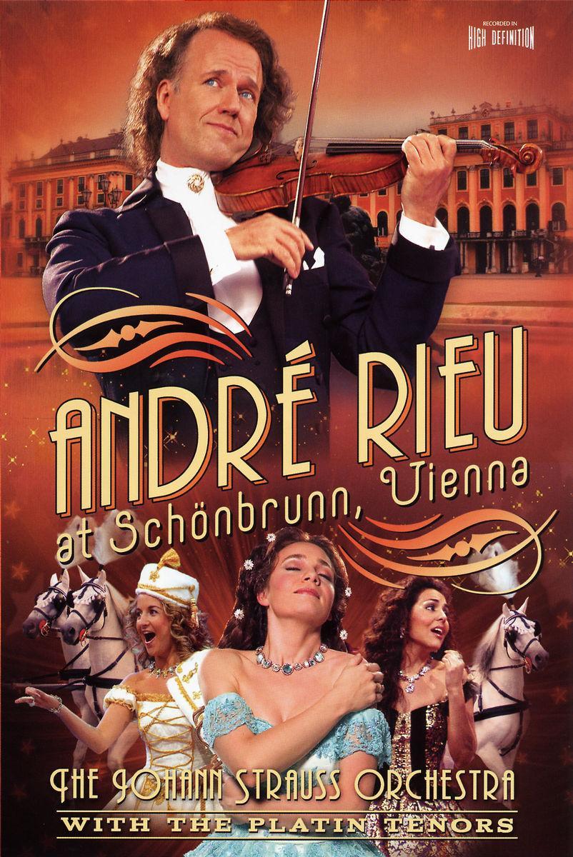 At Schönbrunn, Vienna - André Rieu - Musik - UNIVERSAL - 0602517057630 - 9/8-2006