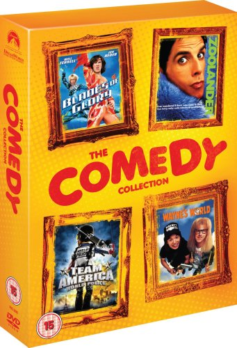 Comedy Collection - Movie - Film - PARAMOUNT - 5014437984630 - 27/10-2015