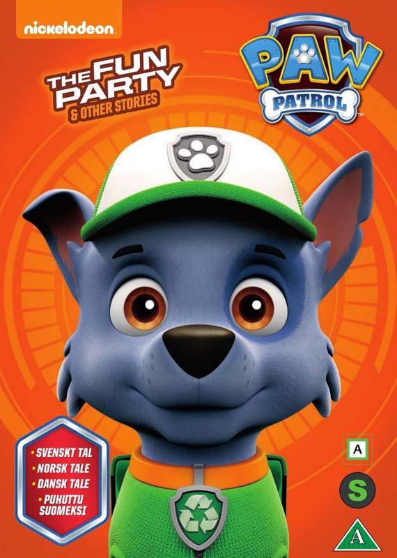 Season 4 - Vol. 10 - Paw Patrol - Film -  - 7340112748630 - 13/12-1901