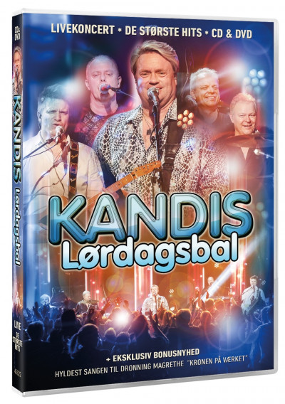 Lørdagsbal - Kandis - Film -  - 5711053021632 - 13. august 2020