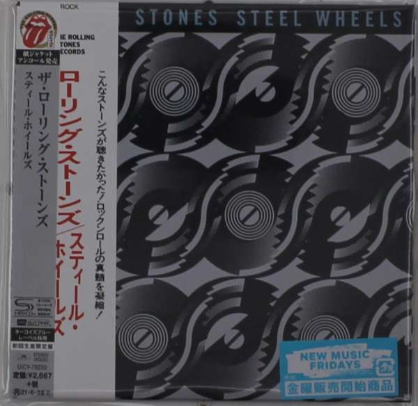 Steal Wheels - The Rolling Stones - Musik - Universal Japan - 4988031397633 - 11/12-2020