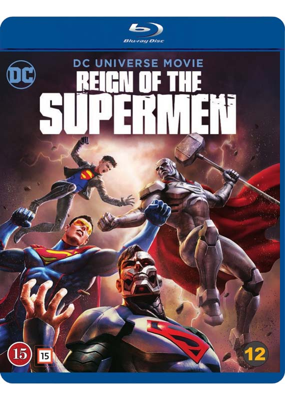 Dcu: Reign of the Supermen -  - Film - Warner - 7340112747633 - 18/4-2019