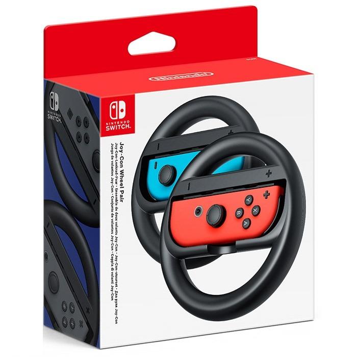 Joy-Con-Lenkrad-Paar.2511166 - Nintendo UK - Bøger -  - 0045496430634 -