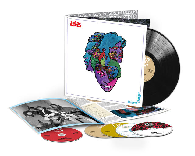Forever Changes (50th Anniversary) - Love - Musik - RHINO - 0603497862634 - 6/4-2018