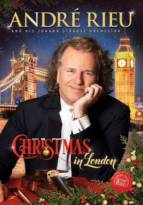 Christmas Forever - Live in London - Andre Rieu - Film - POLYDOR - 0602557179637 - 25/11-2016