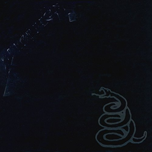 Metallica (Black Album) - Metallica - Musik - ROCK / METAL - 0856115004637 - August 25, 2014