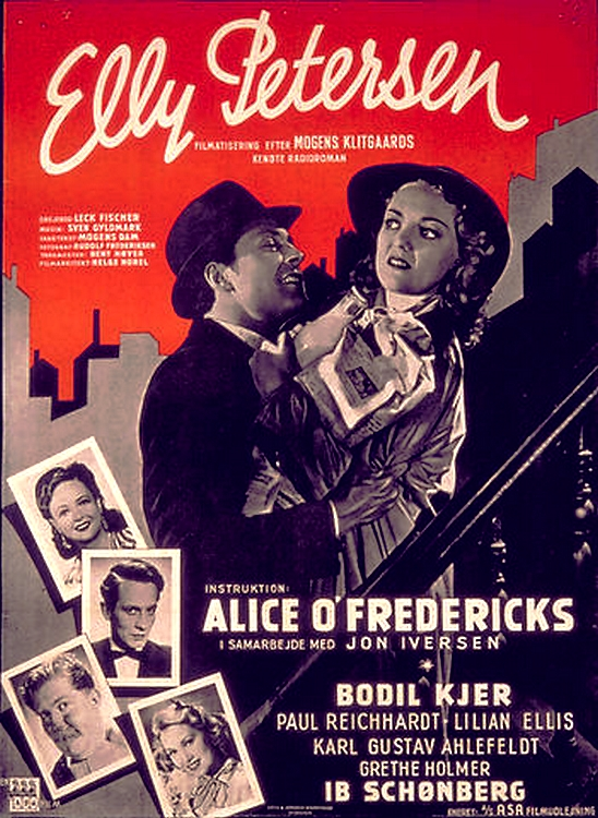 Elly Petersen -  - Film - Nordisk Film - 5708758702638 - 6/8-2020
