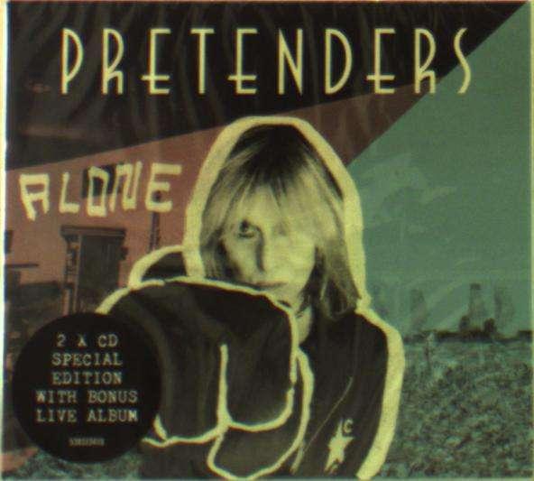 Alone - Pretenders - Musik - Bmg - 0190296959639 - 1/12-2017