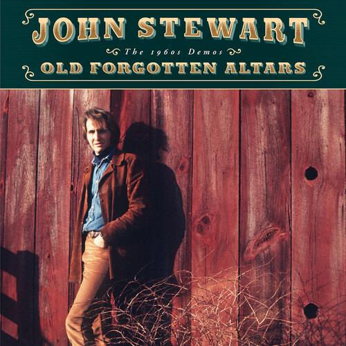 Old Forgotten Altars: the 1960s Demos - John Stewart - Musik - Omnivore Recordings, LLC - 0816651018642 - May 8, 2020