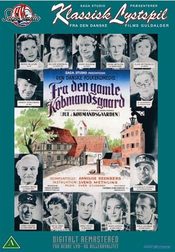Fra den Gamle Købmandsgård -  - Film - hau - 5708758688642 - 2017
