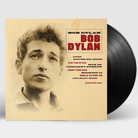 Bob Dylan - Bob Dylan - Musik - COAST TO COAST - 5711053020642 - 12/2-2021