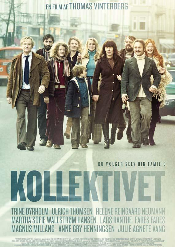 Kollektivet - Thomas Vinterberg - Film -  - 5708758706643 - 2/6-2016