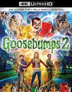 Goosebumps 2 - Goosebumps 2 - Film -  - 0043396540644 - 15/1-2019