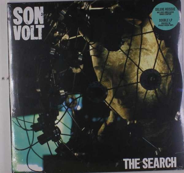 The Search (Deluxe Reissue) - Son Volt - Musik - POP - 0752830933644 - April 6, 2018